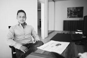 Geschäftsführung AFBV: Alexander Kobelt
